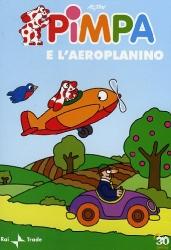 Pimpa  e l' aeroplanino