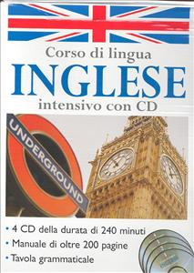Corso di lingua inglese intensivo. Con 4 CD Audio