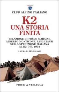K2 , una  storia   finita