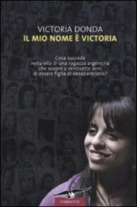 Il mio nome è Victoria