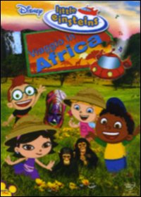 Little Einsteins. Viaggio in Africa