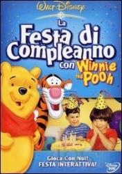 La festa  di  compleanno  con  Winnie  the Pooh