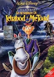 Le avventure di Ichabod e mister Toad - DVD