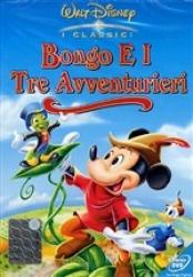 Bongo e i tre Avventurieri - DVD