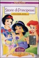 Storie di principesse Disney. Vol. 02. La magia dell'amicizia. - DVD