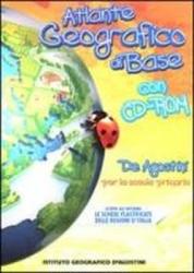 Atlante geografico di base  De Agostini