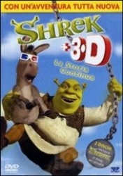 Shrek +3D