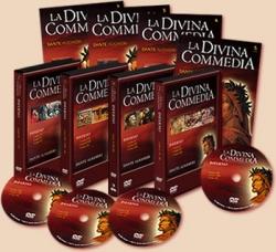 La Divina Commedia. INFERNO:Canto I,II,III