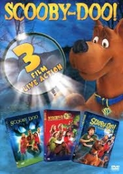 SCOOBY DOO - 3 film live action