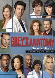 Grey's anatomy. Terza serie