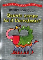 Quante zampe ha il Coccofante?