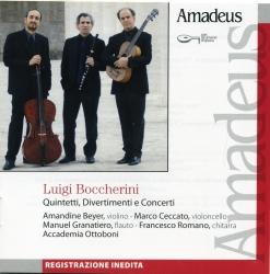 Quintetti, Divertimenti e Concerti