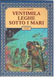Ventimila leghe sotto i mari / Jules Verne ; Illustrazioni di Piero Cattaneo