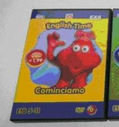 English time: cominciamo!