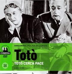 Toto cerca pace [DVD]