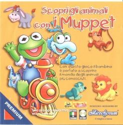 Scopri gli animali con i Muppet
