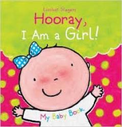 Hooray, I Am a girl!