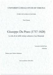Giuseppe Da Prato (1757-1828)