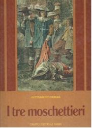 I tre moschettieri / Alessandro Dumas ; illustrazioni di Carlo Jacono
