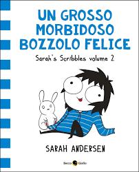 Sarah's Scribbles. Un grosso morbidoso bozzolo felice